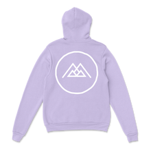 Load image into Gallery viewer, Lavender Logo Hoodie