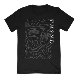 """Topography"" Shirt (Pre-Order)"