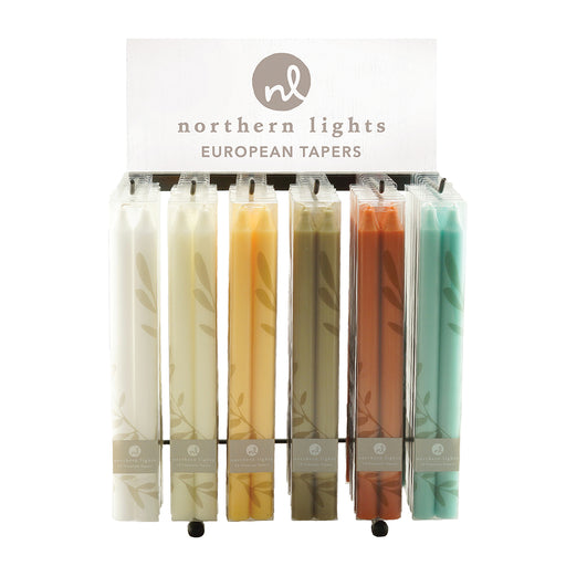 2pk Taper Display - Northern Lights Wholesale