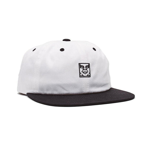 OBEY ICON 6 PANEL STRAPBACK