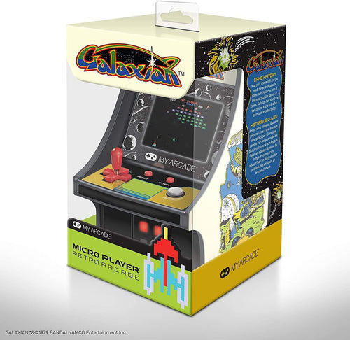 My Arcade retro machine Galaxian