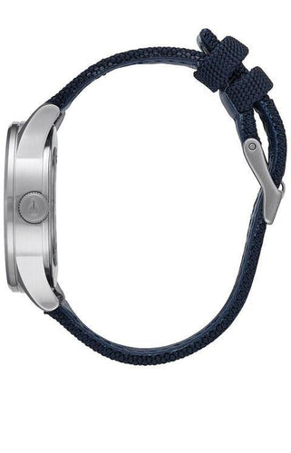 NIXON SENTRY 38 NYLON NAVY/ BRASS