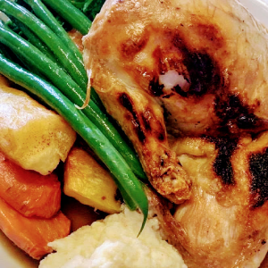 Children's Roast Chicken