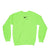 CantWithYou Just Don't Do It Girl (Volt Neon) Crewneck Sweater