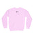 CantWithYou Just Don't Do It Girl (Pink) Crewneck Sweater