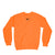 CantWithYou Just Don't Do It Girl (Orange) Crewneck Sweater