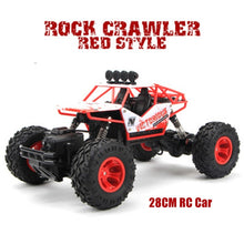 Load image into Gallery viewer, Rock Crawler 1:12 4WD RC Car 2.4G Radio Control Car Toys Off-Road Trucks