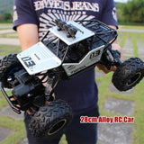 Maxis 1:12 4WD RC Car 2.4G Radio Control Car Toys Buggy Off-Road Remote Control Trucks