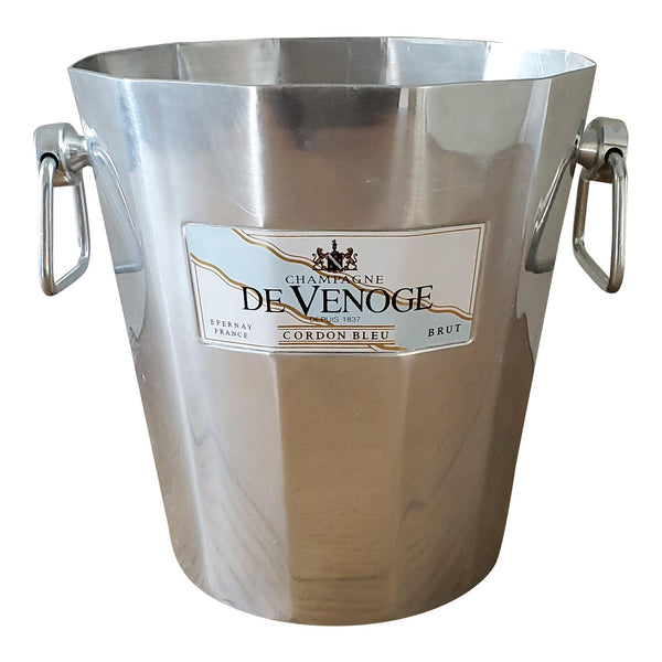 French De Venoge Champagne Ice Bucket
