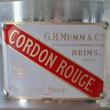 French Cordon Rouge Champagne Ice Bucket