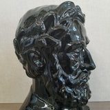 Camoes Bust Sculpture by Ingrid Glass
