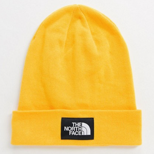 The North Face Beanie in Yellow