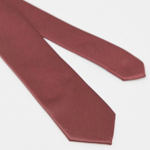 Load image into Gallery viewer, Red Satin Tie