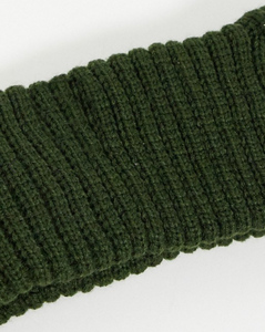 Ribbed Knitted Headband