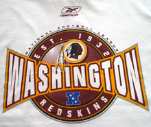 Load image into Gallery viewer, Washington Redskins Reebok T-Shirt