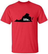 Load image into Gallery viewer, Virginia Life T-Shirt