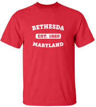 Load image into Gallery viewer, Bethesda Maryland T-Shirt