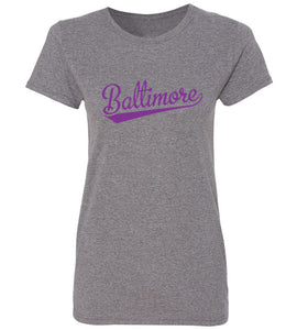 Women's Baltimore T-Shirt