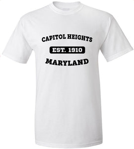 Capitol Heights Maryland T-Shirt