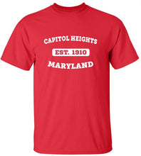 Load image into Gallery viewer, Capitol Heights Maryland T-Shirt