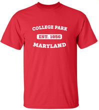 Load image into Gallery viewer, College Park Maryland T-Shirt