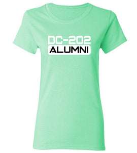 Women's DC 202 Alumni T-Shirt