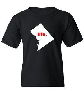 Kids DC Life T-Shirt