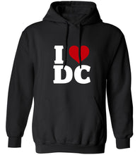 Load image into Gallery viewer, I Love DC Hoodie
