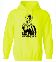 Load image into Gallery viewer, Six Feet Muthaf@%#a Samuel L. Jackson Hoodie
