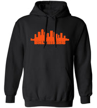 Load image into Gallery viewer, Baltimore Skyline Hoodie