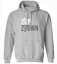 Load image into Gallery viewer, 2 Up 2 Down Hoodie