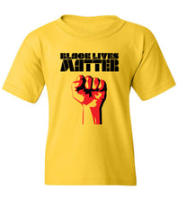 Load image into Gallery viewer, Kids Black Lives Matter T-Shirt