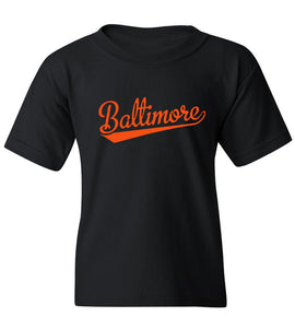 Kids Baltimore T-Shirt