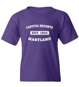 Kids Capitol Heights T-Shirt