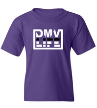 Load image into Gallery viewer, Kids DMV Life Lines T-Shirt