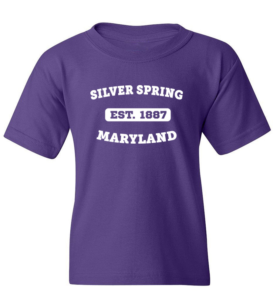 Kids Silver Spring Maryland T-Shirt
