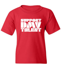 Load image into Gallery viewer, Kids Support DMV Talent T-Shirt