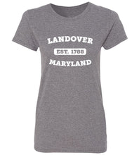 Load image into Gallery viewer, Women's Landover Maryland T-Shirt