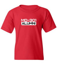 Load image into Gallery viewer, Kids MD 301 Alumni T-Shirt