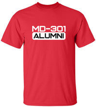 Load image into Gallery viewer, MD 301 Alumni T-Shirt