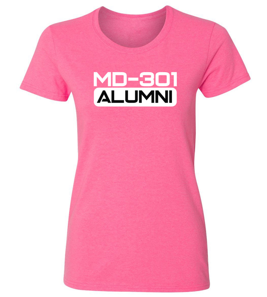 Women's MD 301 Alumni T-Shirt