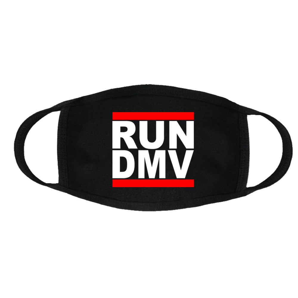 Run DMV Face Mask