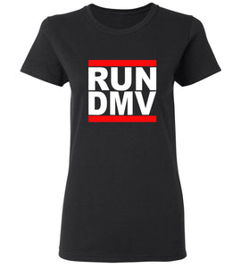 Women's Run DMV T-Shirt