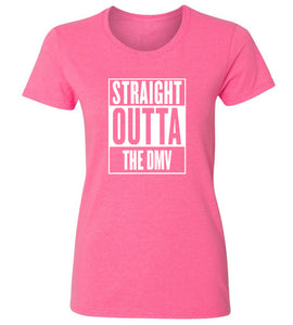 Women's Straight Outta The DMV T-Shirt