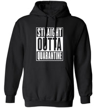 Load image into Gallery viewer, Straight Outta Quarantine Hoodie