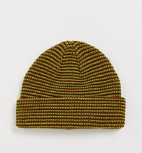 Load image into Gallery viewer, Neon Stripe Beanie