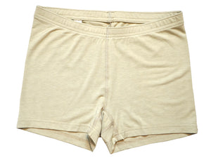 New Balance Tan Boy Shorts for Women