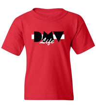 Load image into Gallery viewer, Kids DMV LIFE Retro T-Shirt