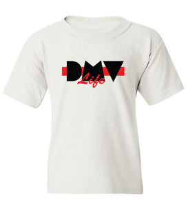 Kids DMV LIFE Retro T-Shirt