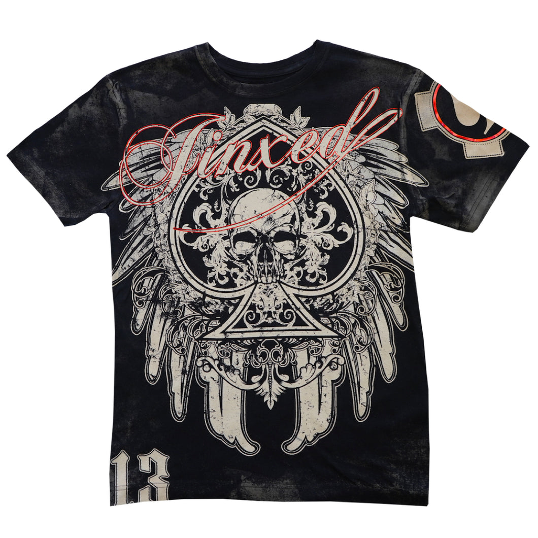 Xzavier Jinxed Graphic T-Shirt